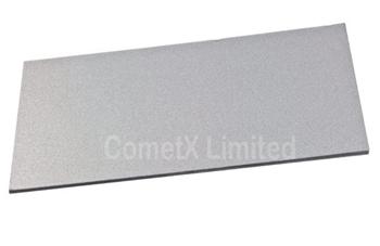 Picture of Decorative (Aplique) Wax Sheets - Silver (Pk 5)