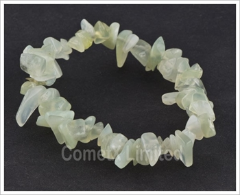 Picture of New Jade - Gemstone Chip Bracelet