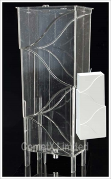 Picture of Dew Drop Pyramid Mould - Polycarbonate