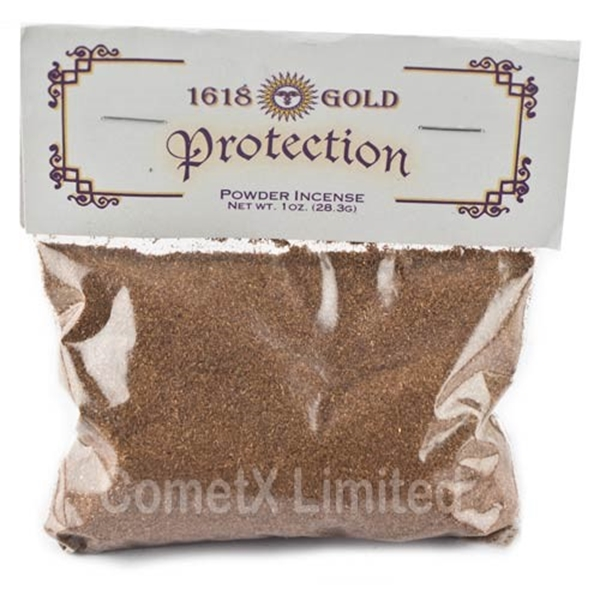 Picture of Powder Incense - Protection