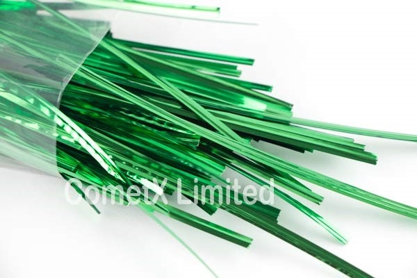 Picture of Twist Ties - Green (4) - Pack of 500