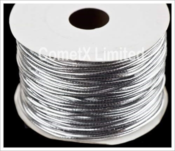 Picture of Elastic Cord - Silver (Per Meter)