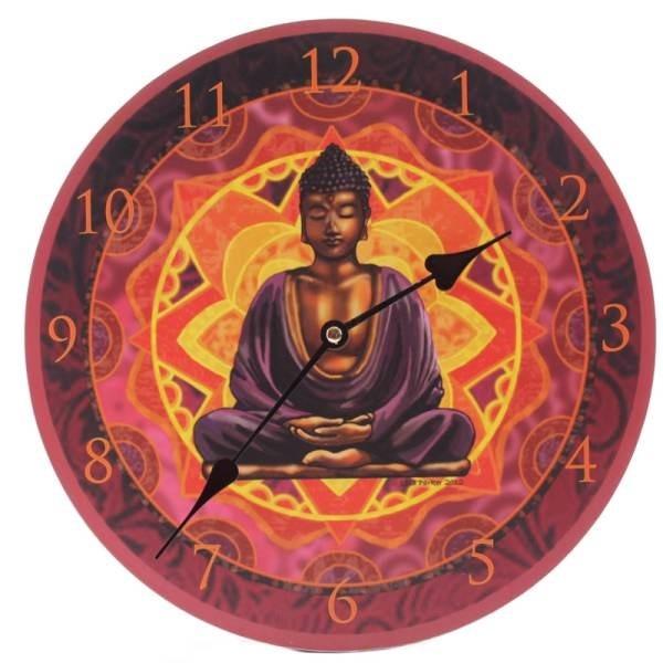 Picture of Clock - Thai Buddha