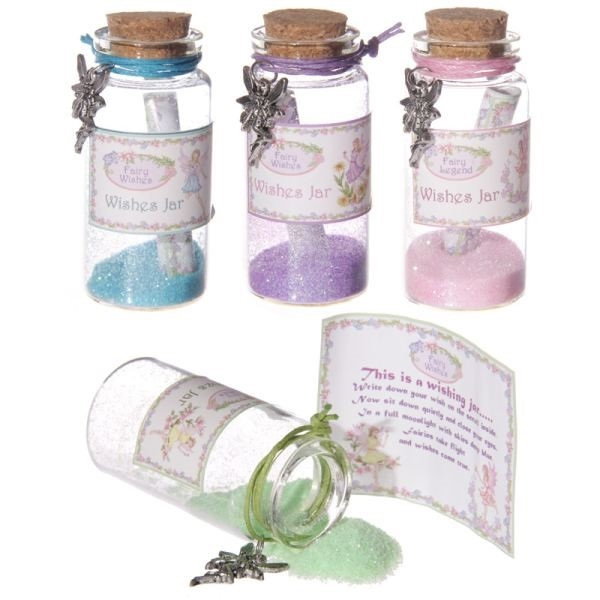Picture of Fairy Dust Wishes Jar