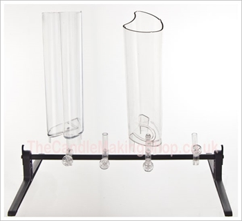 Picture of Candle Mould Holder - Four Candle