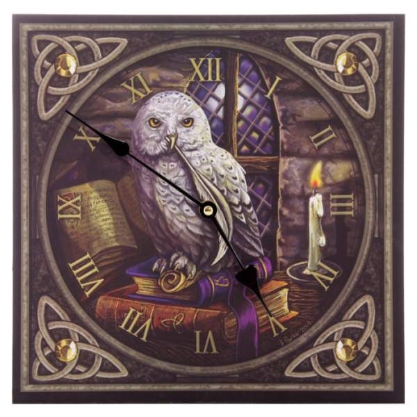 Picture of Clock - Owl