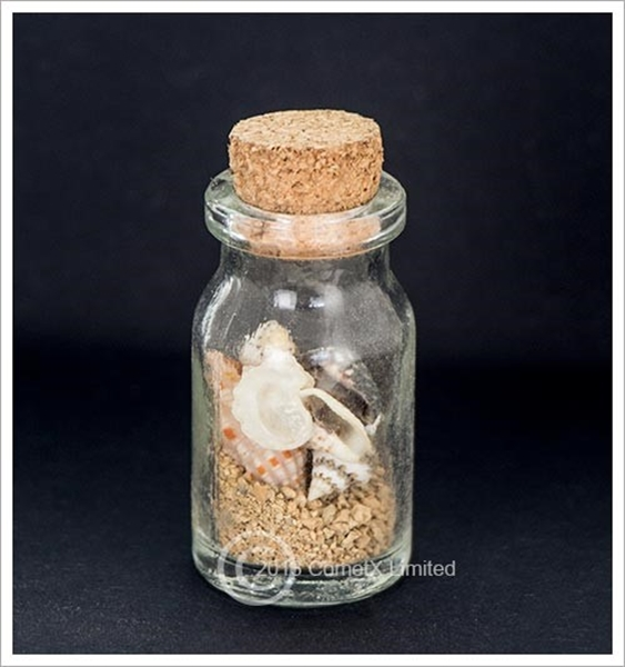 Picture of Sand Bottle - With Cork Stopper