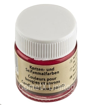 Picture of Candle Paint - Red (15ml)