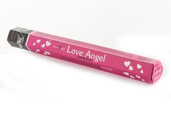 Picture of Love Angel Incense Sticks - Hexagonal Box