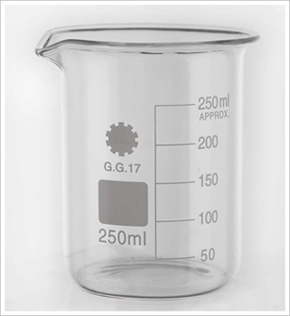 Picture of Glass Measuring Beaker - 250ml