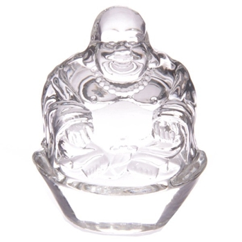 Picture of Buddha Figurine - Clear