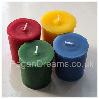 Picture of Elemental Votive Candle Pack