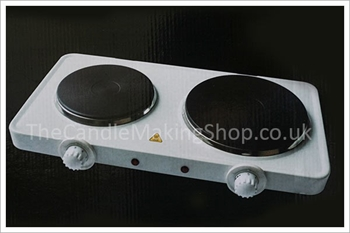 Picture of Double Hotplate - 1000W and 1500W