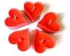 Picture of Heart - Tea Light Cups (Pk 10)