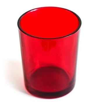 Picture of Votive Candle Holder - Red