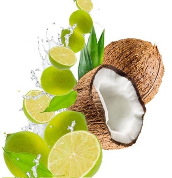Picture of Coconut  Lime  Explosion Candle Fragrance