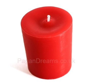 Picture of Votive Candle - Red