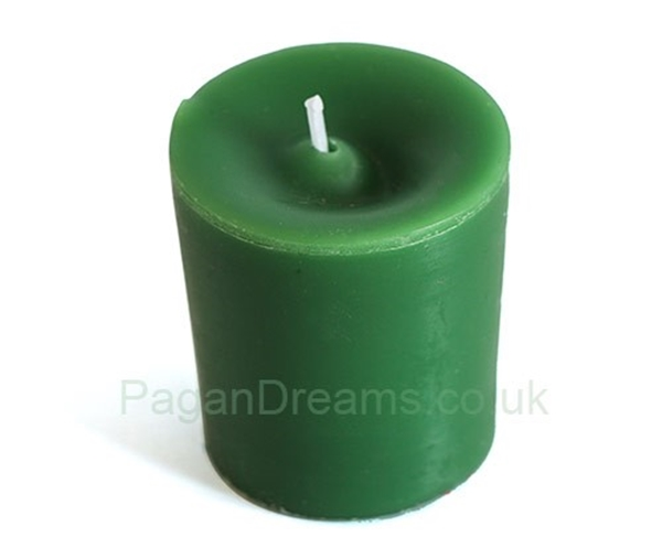 Picture of Votive Candle - Green
