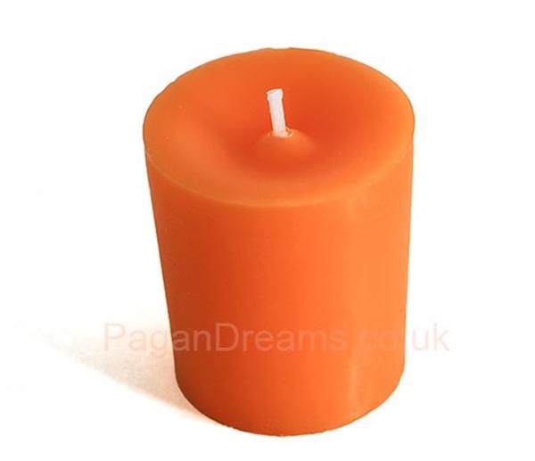 Picture of Votive Candle - Orange