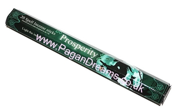 Picture of Prosperity Incense - Lisa Parker