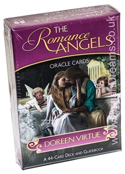 Picture of The Romance Angels - Oracle Deck (Doreen Virtue)