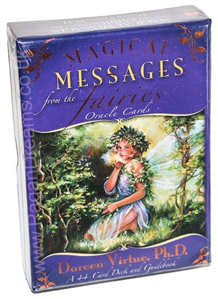 Picture of Magical Messages From The Fairies - Oracle Deck
