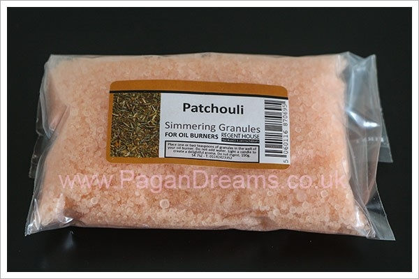 Picture of Simmering Granules - Patchouli
