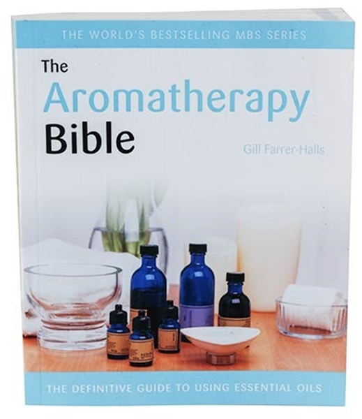 Picture of The Aromatherapy Bible - Gill Farrer Halls