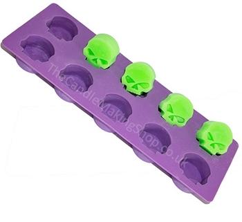 Picture of Mini Skull - Silicone Mould (Tray)