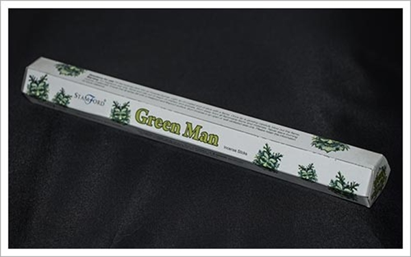 Picture of Green Man - Incense Sticks