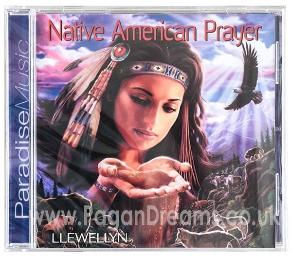 Picture of Native American Prayer - Llewellyn