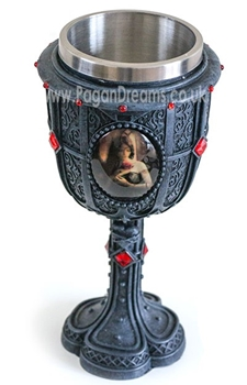 Picture of Goblet - Angel Rose