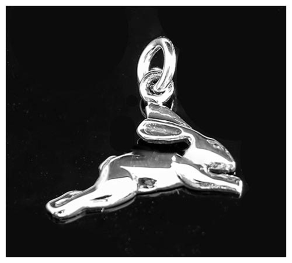 Picture of Leaping Hare - Charm
