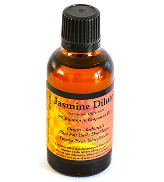 Picture of Jasmine(Dilute)  Essential Oil - 50ml