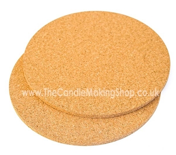Picture of Cork Mats (Pack of 2) - 20cm