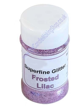 Picture of Superfine Glitter - Frosted Lilac (50g)