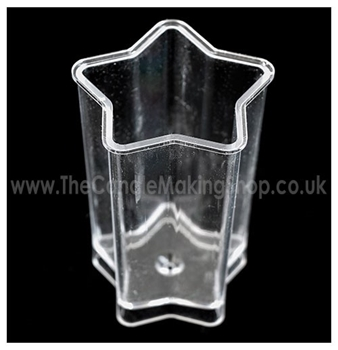 Picture of Star Candle Mould  -  Midi