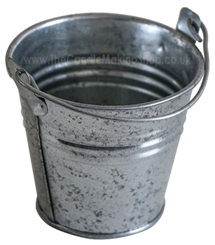 Picture of Zinc Plated Buckets (Large) - With Handle