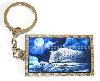 Picture of Quiet Reflection - 3D Keyring