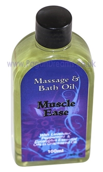 Picture of Massage and Bath Oil - Muscle Ease
