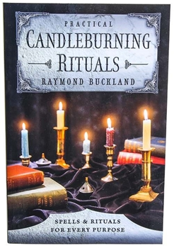 Picture of Practical Candleburning Rituals - Raymond Buckland