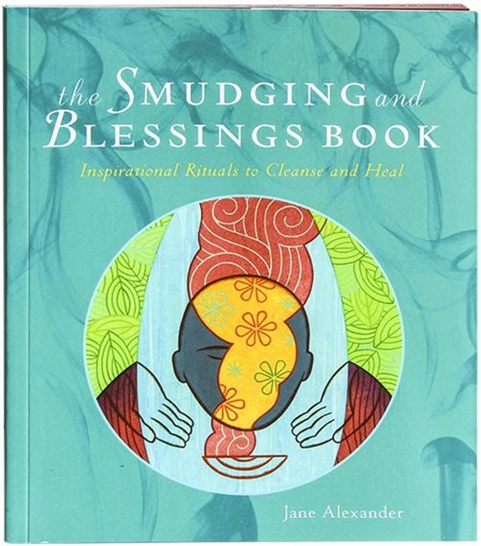 Picture of The Smudging And Blessings Book - Jane alexander