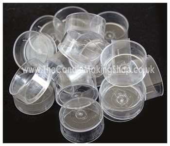 Picture of Tea Light Holders - Polycarbonate (Pk 20) NEW