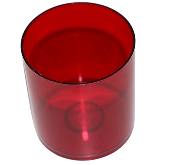 Picture of Votive Holder (Red)  - Polycarbonate