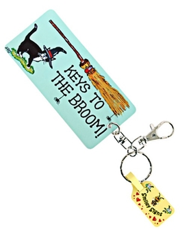 Picture of Keys To The Broom - Key Ring