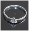 Picture of Celtic Triquetra Ring (Sterling Silver)