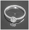 Picture of Pentacle Ring (Sterling Silver)