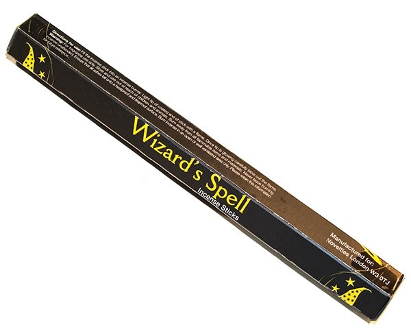 Picture of Wizard's Spell -  Incense Sticks