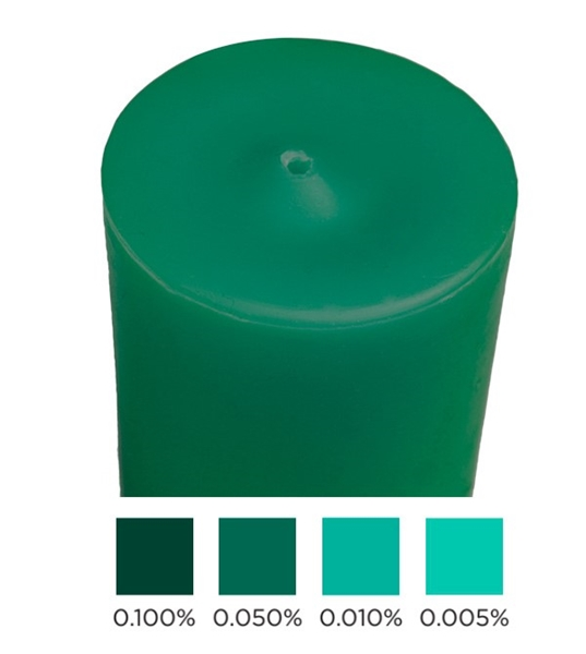 Picture of Liquid Candle Dye - Hunter Green