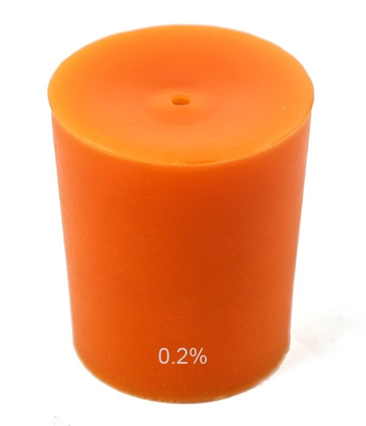 Picture of Orange - Candle Dye Flakes